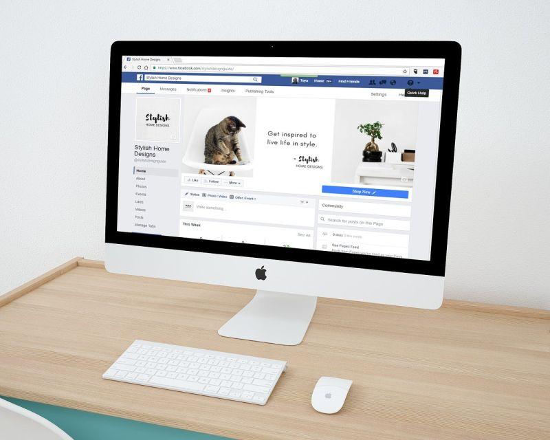 Facebook oglaševanje in njegov učinek na prodajo podjetij